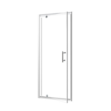 Levede Bath Shower Enclosure Screen Seal Strip Glass Shower Door 760x1900mm