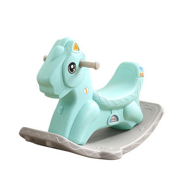 Bo Peep Ride on Horse Kids Play Toy Blue