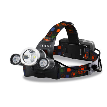 LED Outdoor Headlamp Head Light Head Torch Flashlight Camping Lamp