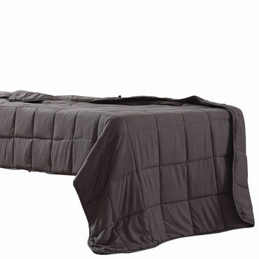 DreamZ Weighted Blanket Heavy Gravity Deep Relax 7KG Adult Double Grey
