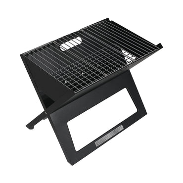 Portable BBQ Charcoal Grill Outdoor Camping Barbecue Picnic Foldable Steel Stove