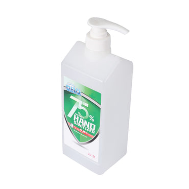 Cleace 10x Hand Sanitiser Sanitizer Instant Gel Wash 75% Alcohol 1000ML