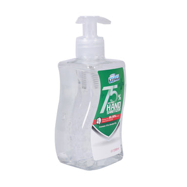 Cleace 1x Hand Sanitiser Sanitizer Instant Gel Wash 75% Alcohol 295ML