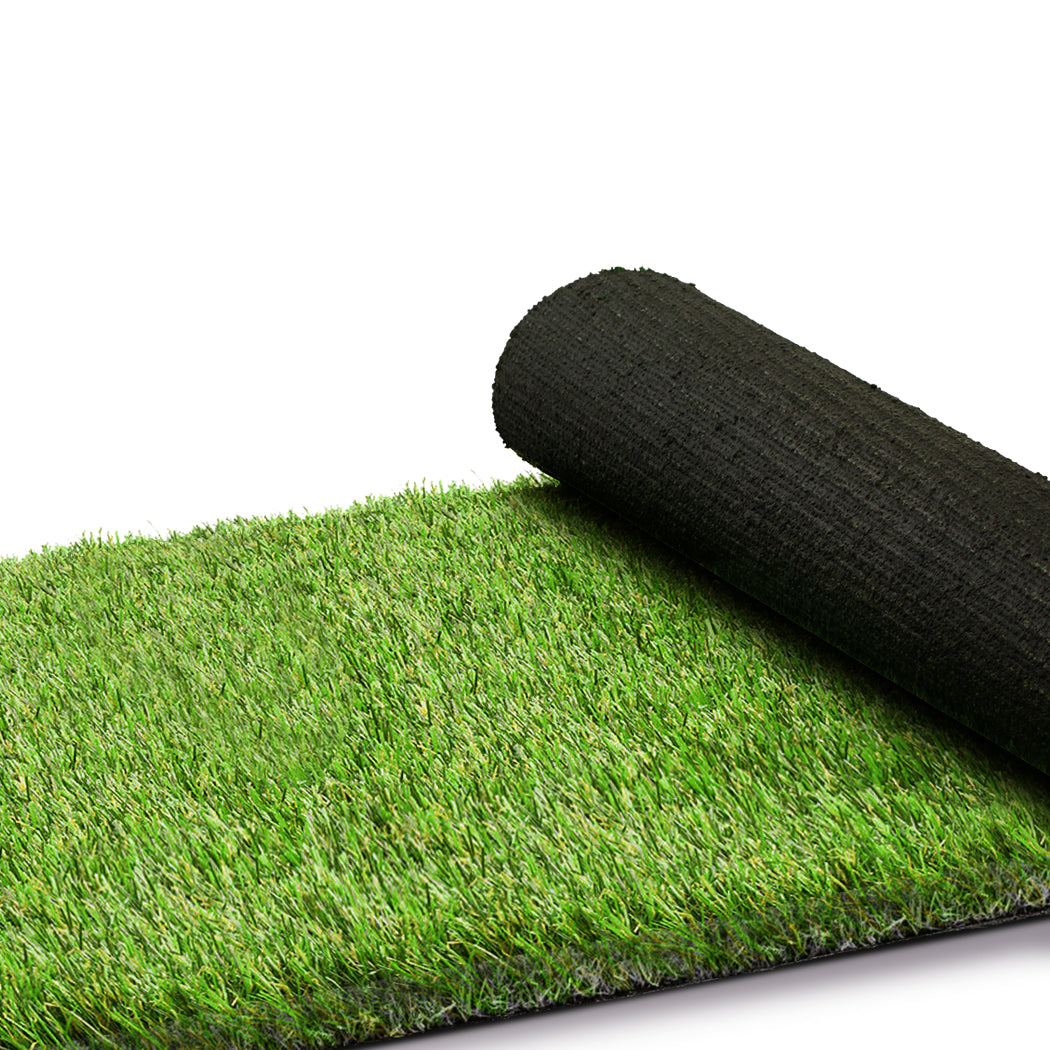 40MM Fake Grass Artificial Synthetic Pegs Turf Plastic Plant Mat Lawn Flooring