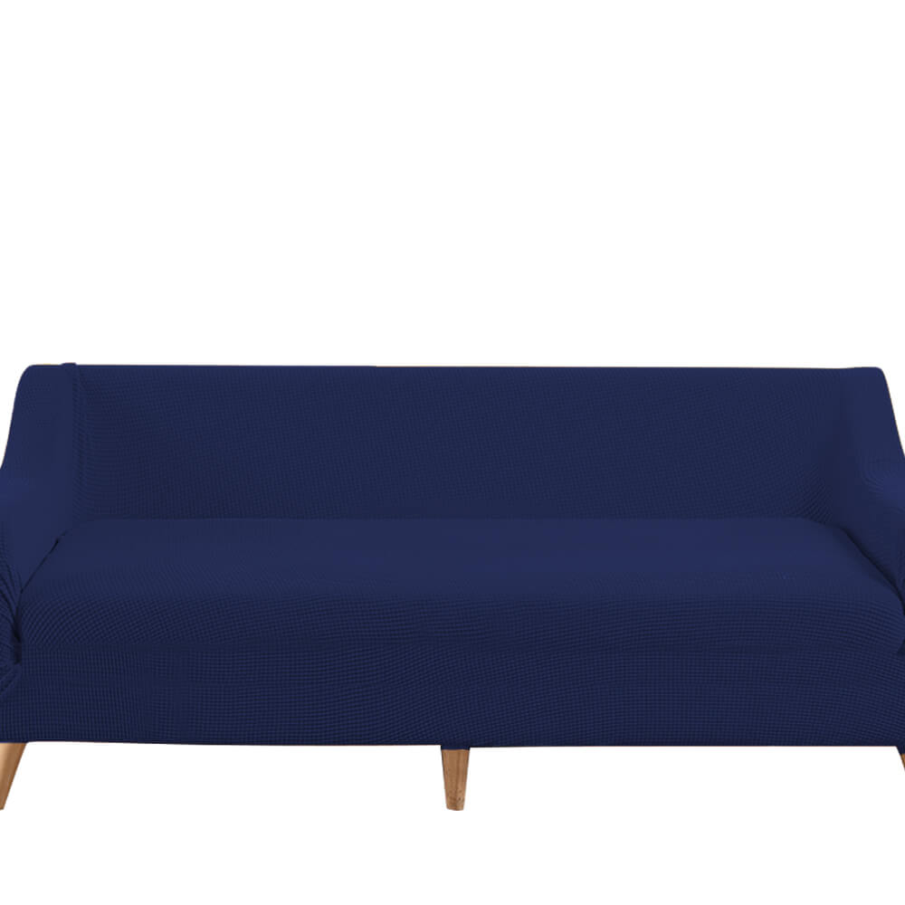 DreamZ Couch Stretch Sofa Lounge Cover Protector Slipcover 4 Seater Navy