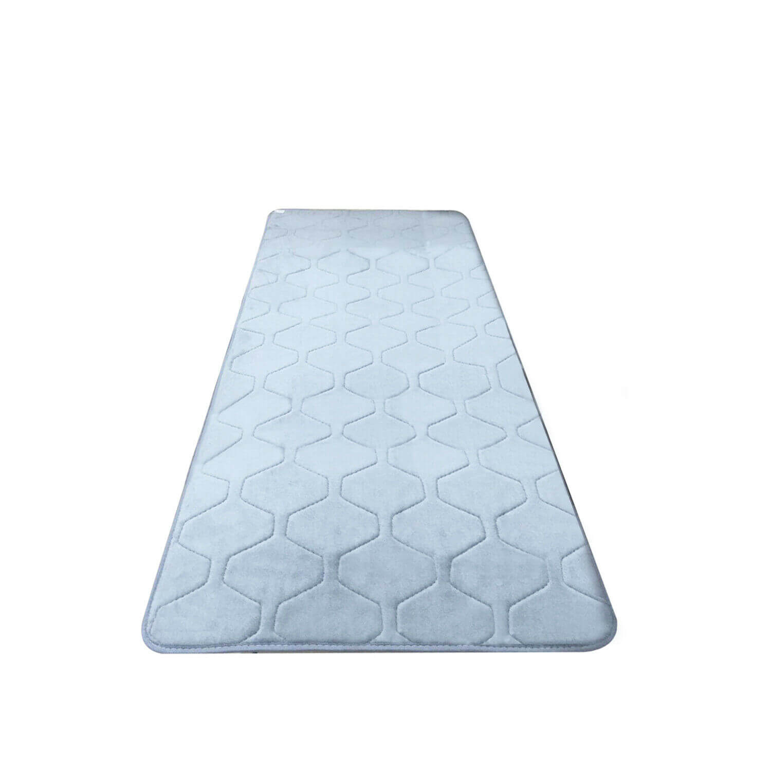 Home Bathroom Memory Foam Mat Pad Bathroom Floor Shower Rug Non-slip Carpet AU