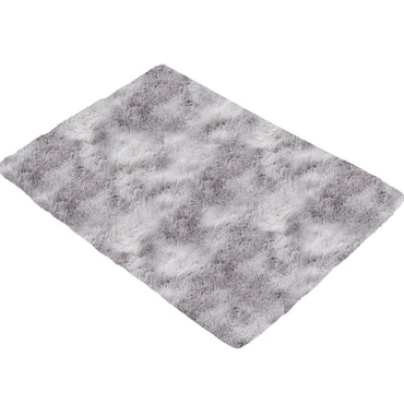 Floor Rug Shaggy Rugs Soft Large Carpet Area Tie-dyed Mystic 200x300cm