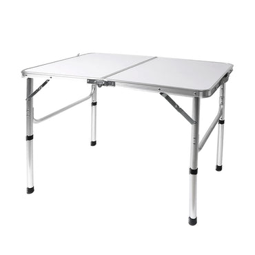 Folding Camping Table Aluminium Portable Picnic Outdoor Foldable Tables BBQ Desk