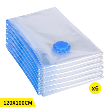 Vacuum Storage Bags Save Space Seal Compressing Clothes Quilt Organizer Saver