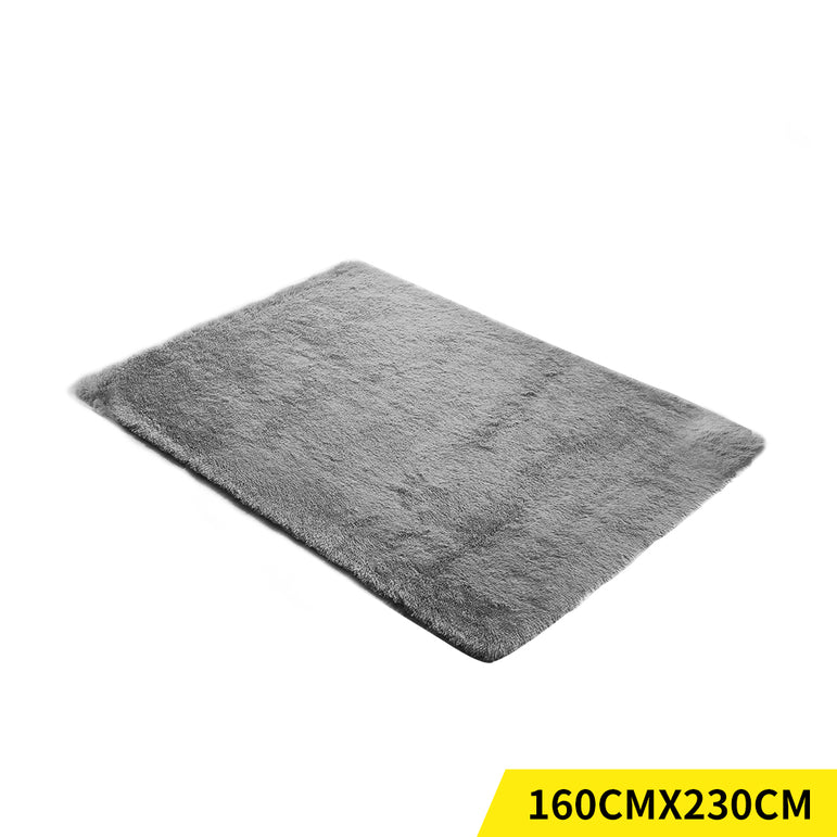 Floor Rugs Shaggy Rug Large Mats Shag Carpet Bedroom Living Room Mat 160 x 230