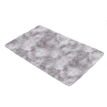 Floor Rug Shaggy Rugs Soft Large Carpet Area Tie-dyed Mystic 140x200cm