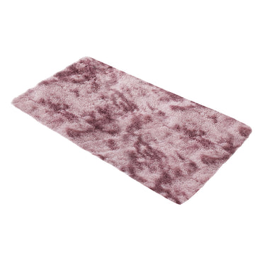 Floor Rug Shaggy Rugs Soft Large Carpet Area Tie-dyed Noon TO Dust 80x120cm
