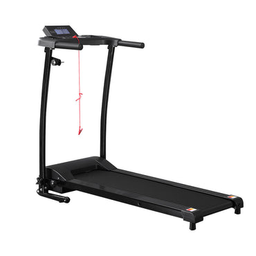 Electric Treadmill Home Gym Exercise Run Machine Walk Fitness Equipment Compact