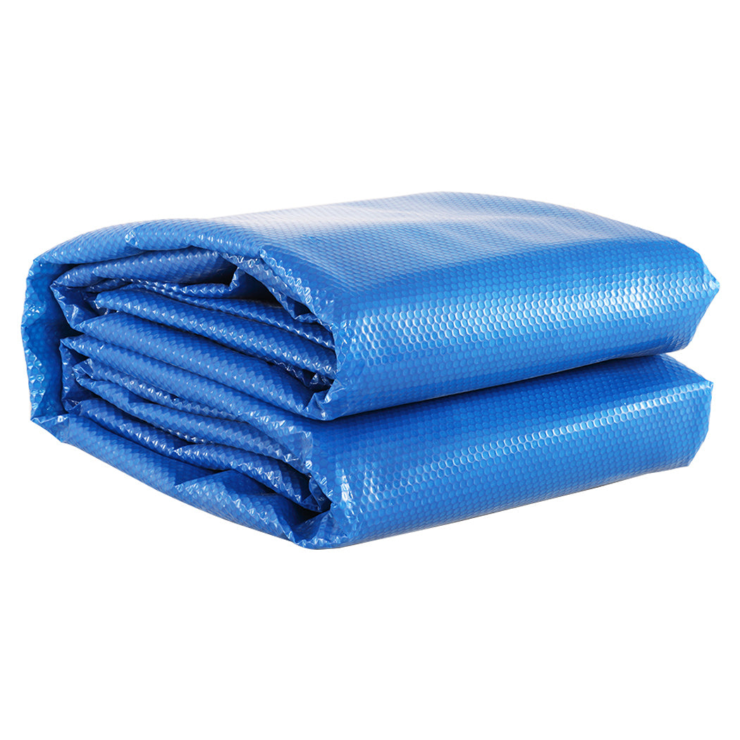 8x4.2M Real 500 Micron Solar Swimming Pool Cover Outdoor Blanket Isothermal