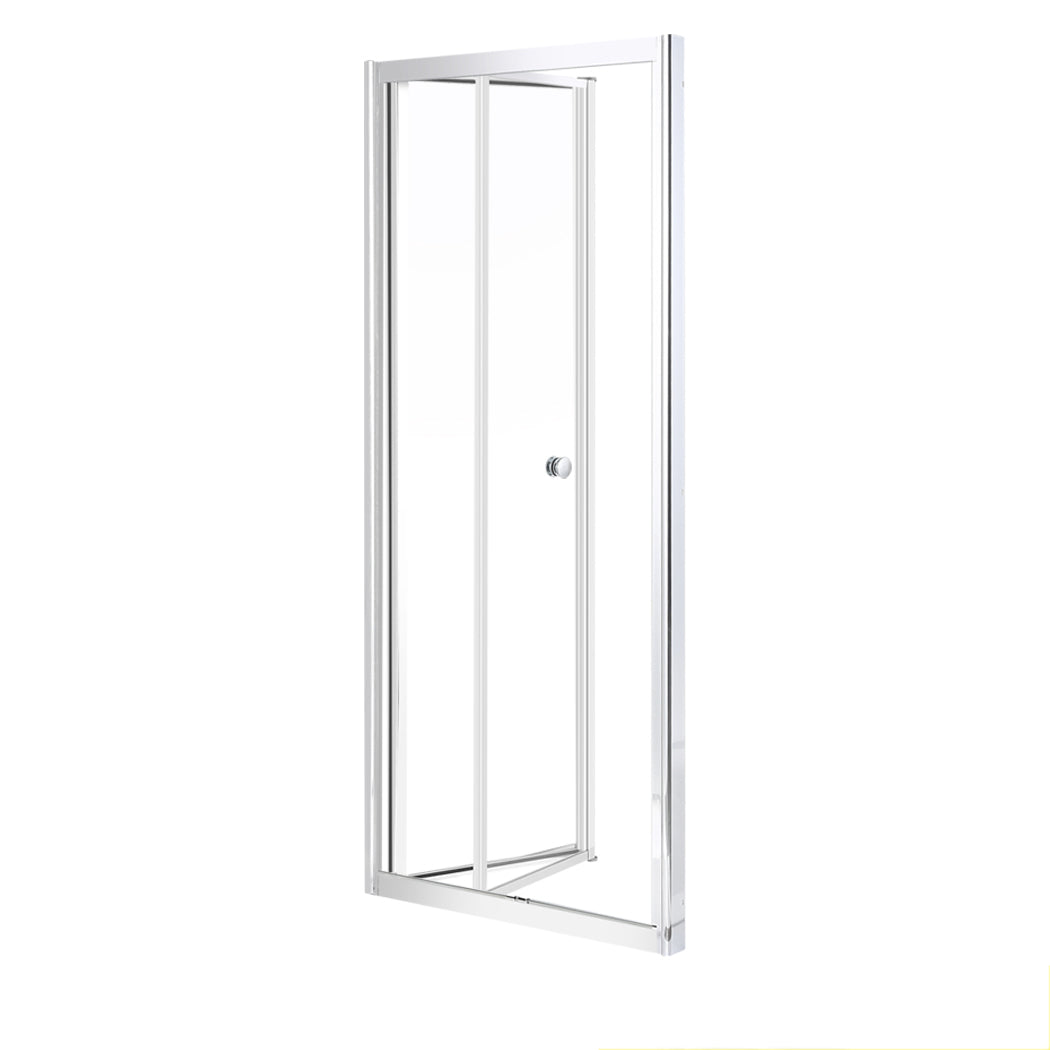 Levede Shower Screen Screens Door Seal Enclosure Glass Panel Foldable 760x1900mm