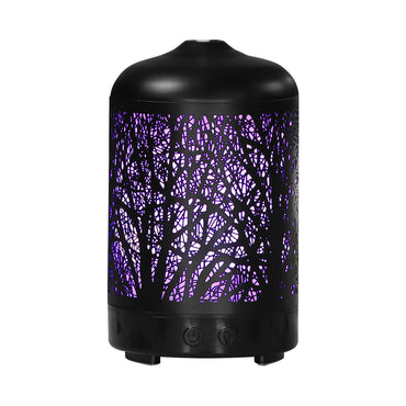 Aroma Diffuser Aromatherapy Ultrasonic Humidifier Essential Oil Purifier Tree