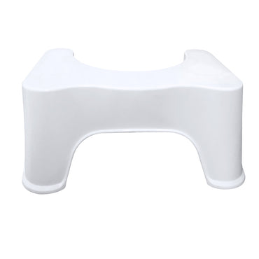 2x Toilet Step Stool Bathroom Potty Squat Aid for Constipation Relief