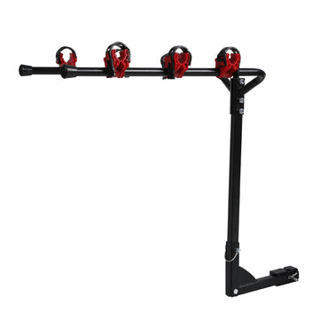 Car Bike Rack Carrier 3 Rear Mount Bicycle Foldable Hitch Mount Heavy Duty