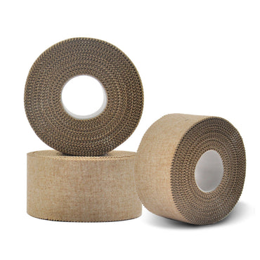 Sports Strapping Tape Rigid Bundle Premium Adhesive Bandage 4 Rolls 38mmx13.7m