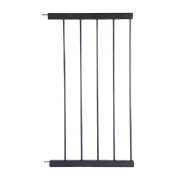 Baby Kids Pet Safety Security Gate Stair Barrier Doors Extension Panels 45cm BK