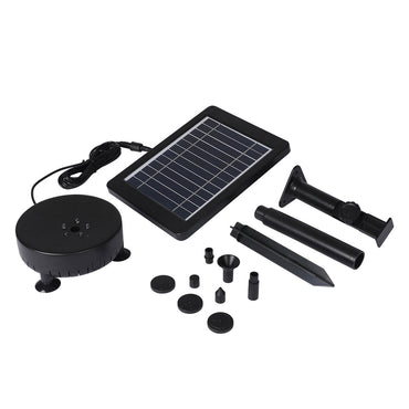 Solar Powered Water Fountain Pump Bird Bath Pond Pool Garden Floating Outdoor Type 2