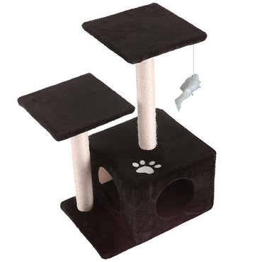 0.6M PaWz Cat Scratching Post Tree Gym House Condo Furniture Scratcher Pole