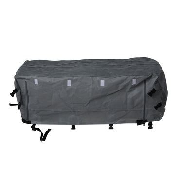 Caravan Covers Campervan 4 Layer Heavy Duty UV Waterproof Carry bag Covers M Grey