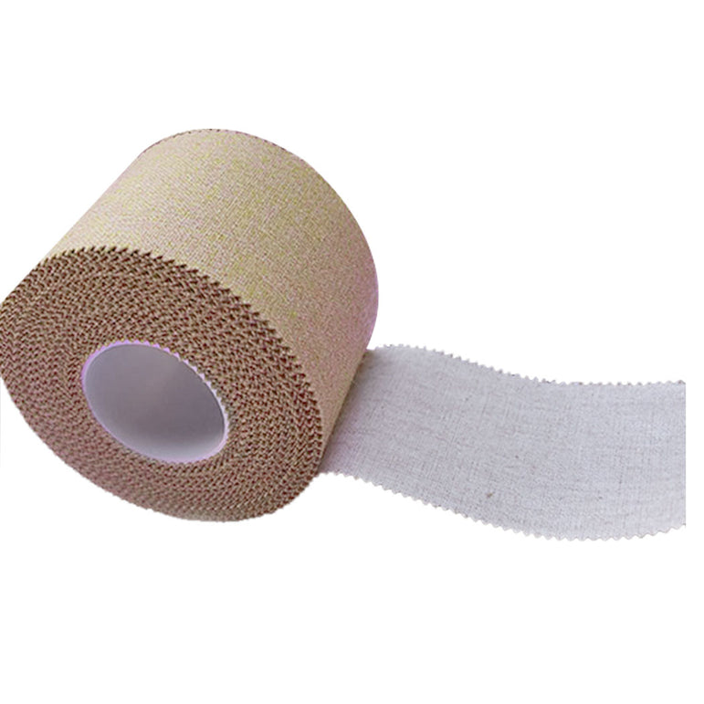 Sports Strapping Tape Rigid Bundle Premium Adhesive Bandage 8 Rolls 38mmx13.7m