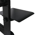 Foldable Laptop Desk Adjustable Sofa Table Tray Stand Mouse Pad Portable Cooling
