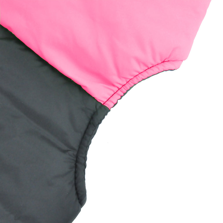 PaWz PaWz Dog Winter Jacket Padded Pet Clothes Windbreaker Vest Coat XL Pink