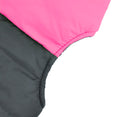 PaWz Dog Winter Jacket Padded Pet Clothes Windbreaker Vest Coat 5XL Pink