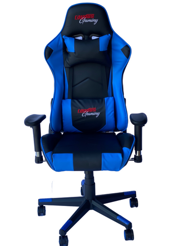 RAYDUS Gaming Racer Chair Blue