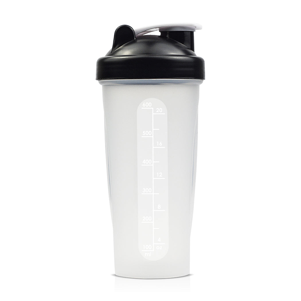10x 700ml GYM Protein Supplement Drink Blender Mixer Shaker Shake Ball Bottle