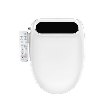 Electric Bidet Toilet Seat Cover Sprayer Auto Smart Electronic Wash Dual Nozzles