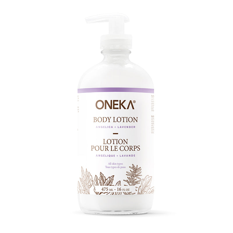 Angelica & Lavender Body Lotion*