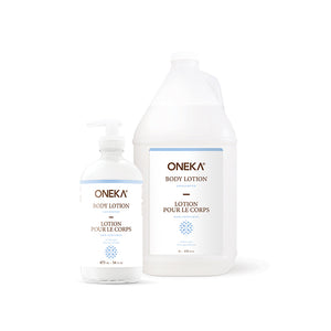 Unscented Body Lotion Refill Duo