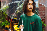 【7/26 21:00 受注販売】Greebie × centimeter CMTトミーくんTee(ivy green × red logo)【original】