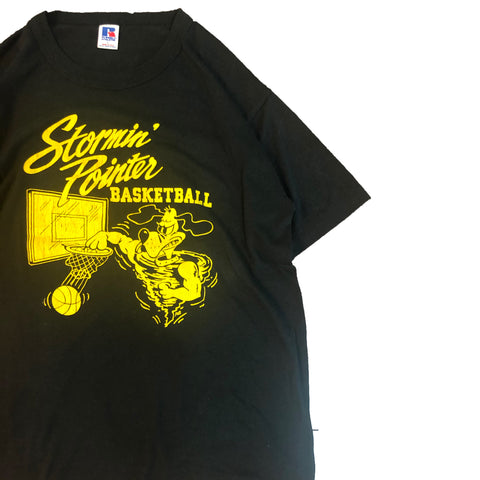 Stormin' Pointer Basketball Tee【used】