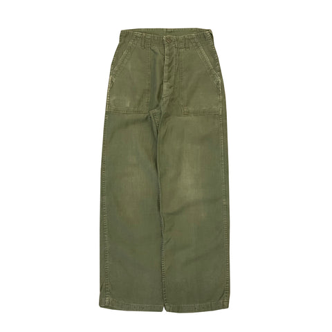US.ARMY Green Military Pants【used】