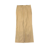 German ARMY  Beige Military Pants【used】
