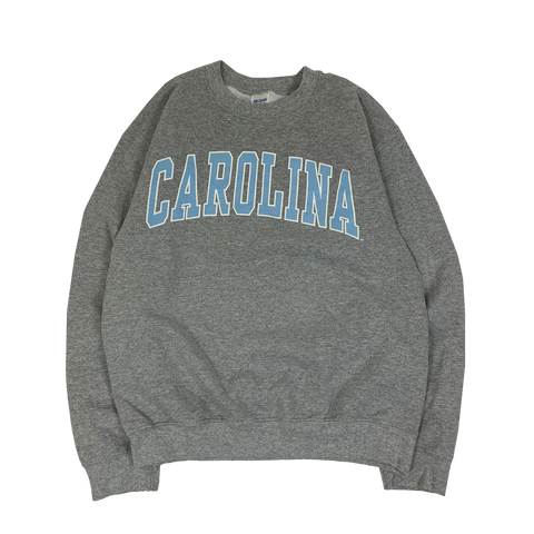 CAROLINA Gray Sweat【used】