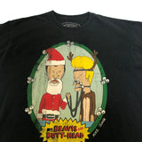 BEAVIS AND BUTT-HEAD T-Shirt【used】