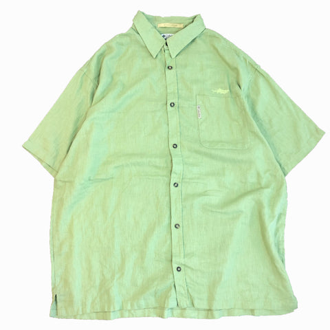 Columbia River Lodge Shirt 【used】