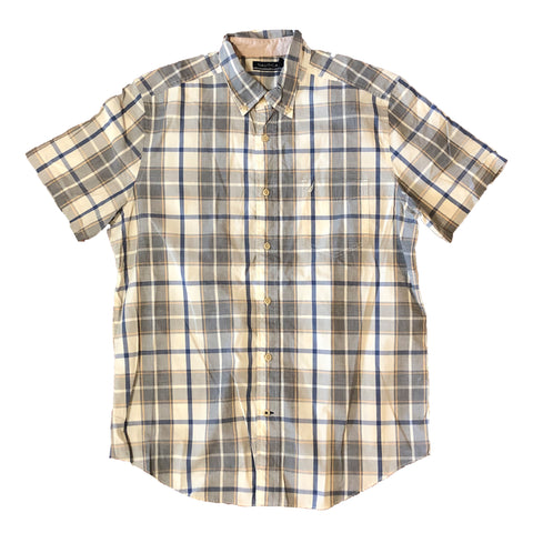 Nautica Check Shrit【used】