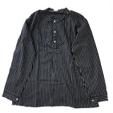 German Fisherman Shirt(Black)【used】