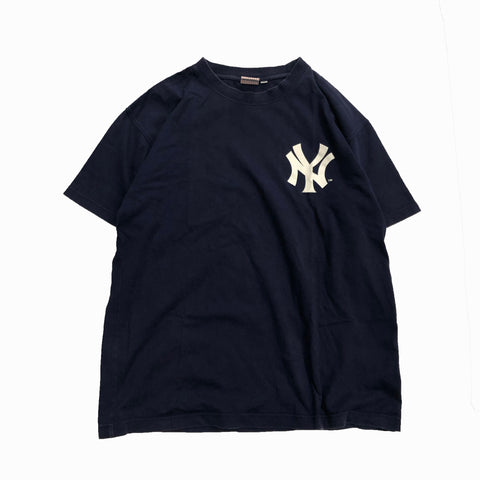 New York Yankees Tee【used】