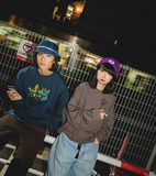 [11/22(日)21:00-受注販売] centimeter × haight rular sweat(スミ)【original】