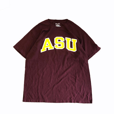 Champion College Logo Tee【used】