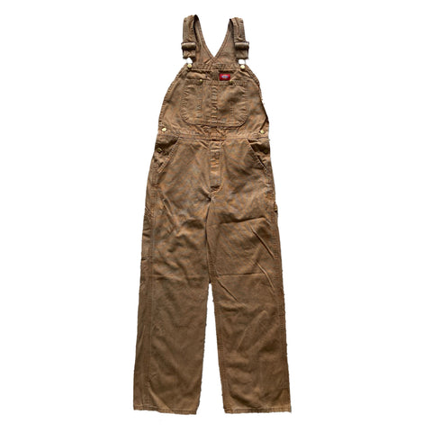Dickies Brown  Overall【used】