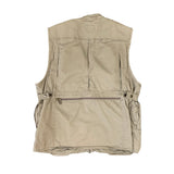 Beige Fishing Vest【used】